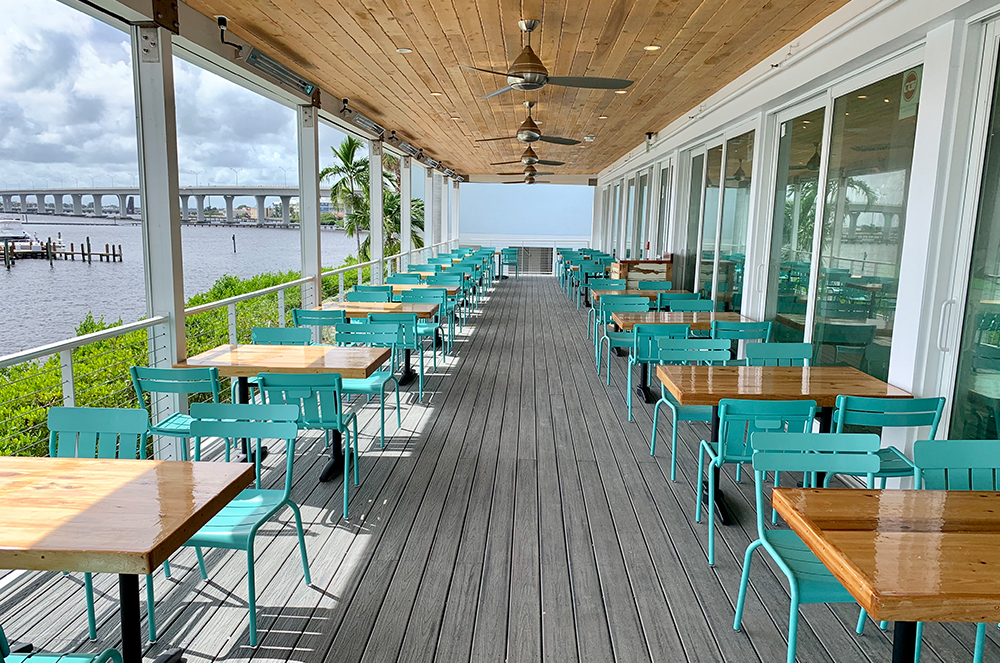 Tide House, Stuart, Florida